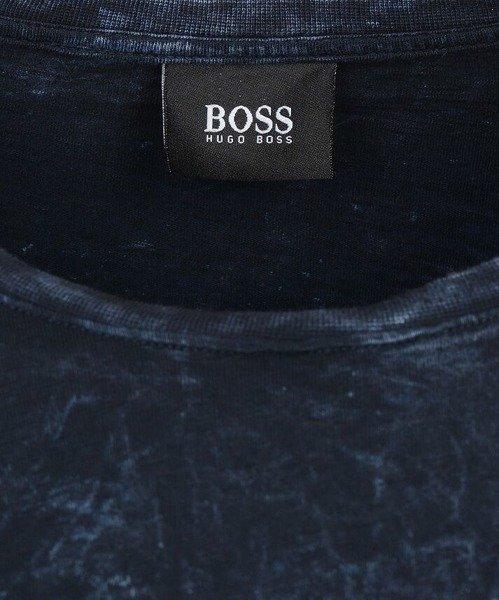 fbbb7e9c41f4a HUGO BOSS dekatyzowany t-shirt na lato T82   T-shirt