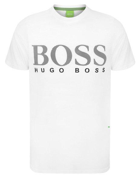 f4eedb51df301 HUGO BOSS t-shirt z logo na lato T91   T-shirt