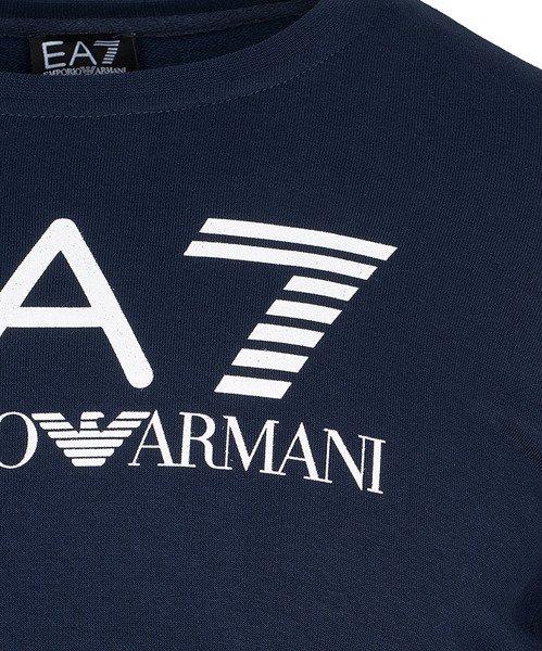 cheap for discount 0b588 45946 EMPORIO ARMANI EA7 klasyczna bluza granat EA62B