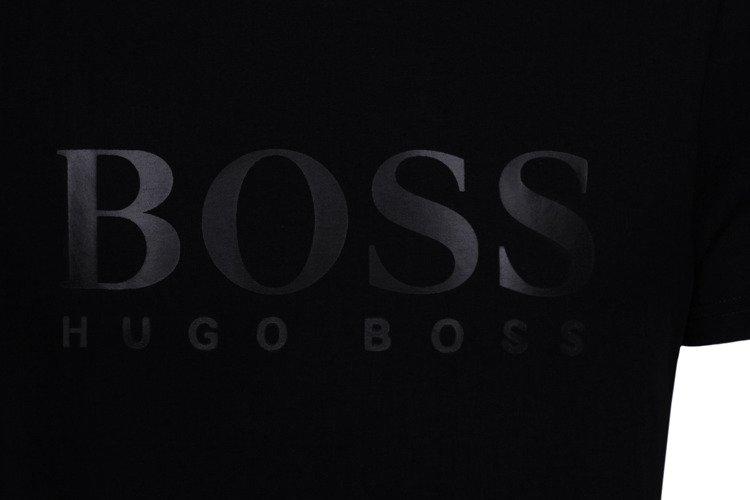 895179776448f HUGO BOSS czarny t-shirt męski T95   T-shirt