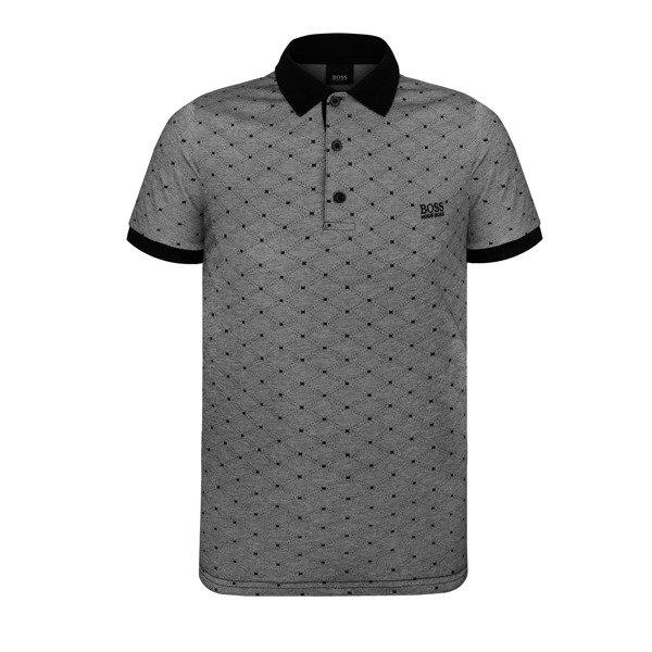 3189de22ec4e8 HUGO BOSS koszulka polo kołnierz PO90 | Koszulki Polo
